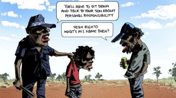 Twitter reacts to 'racist' political cartoon in Australian newspaper