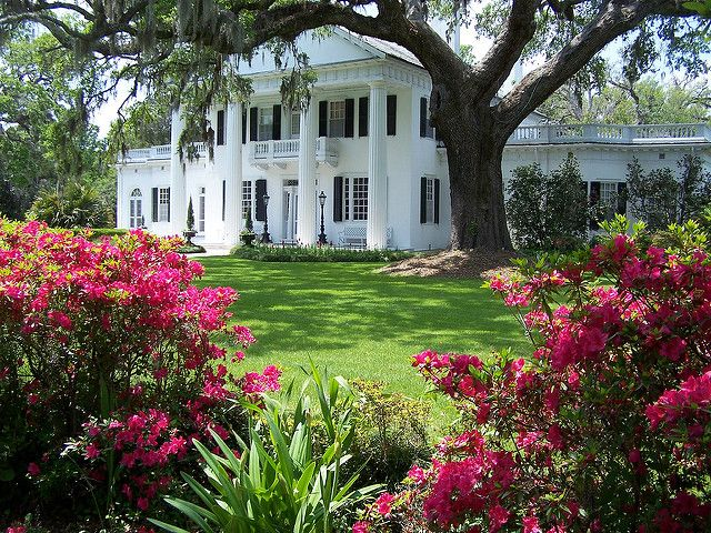 Orton Plantation | The plantation house at Orton Plantation.… | Fallingstar | Flickr