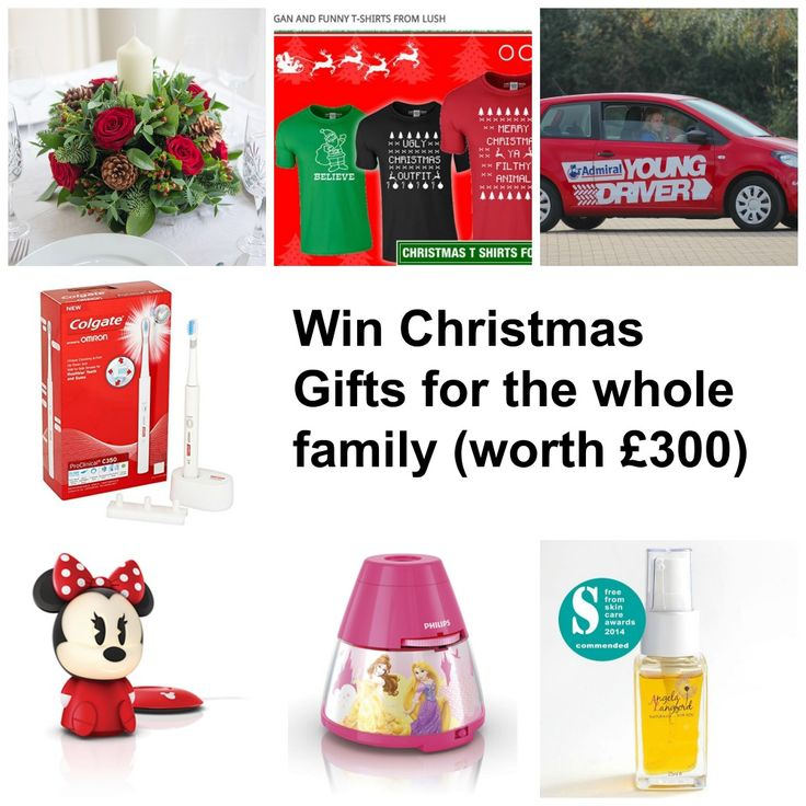 Day 12 of Lilinha Angel's World 12 Days of Christmas: Competition to Win Christmas Gifts for the Whole Family worth £300