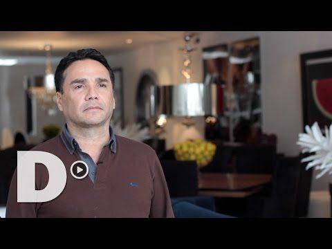 Los muebles de este colombiano adornaron el camerino de Marc Anthony y Luis Miguel - YouTube