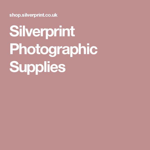 Silverprint Photographic Supplies