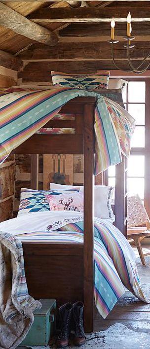 Junk Gypsy Southwestern Bedding