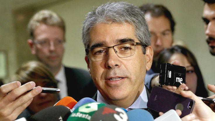 Homs cree que es insólito que se diga que la Generalitat no estaba preparada para la independencia