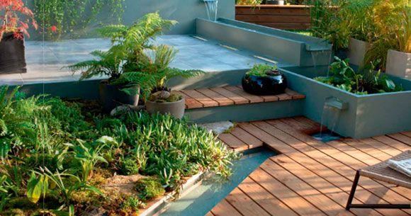 23 best images about jardin on pinterest - Banc de jardin leroy merlin ...