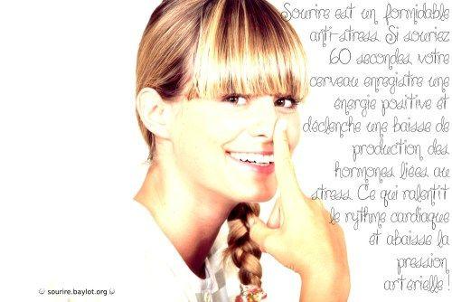 Un sourire et ça repart !  #fr   #sourire   #stress   #joie    http://frederic.baylot.org/post/11515-sourire
