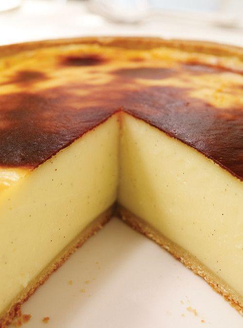 Parisian Flan (French Custard Pie) | Ricardo Cuisine