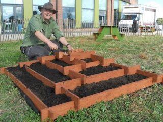 Faire pousser vos légumes, fleurs, fruits avec ses pots en palettes ~ Idées Et Tuto De Créations d'Objets En Palettes