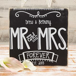 shop gifts personalised bride