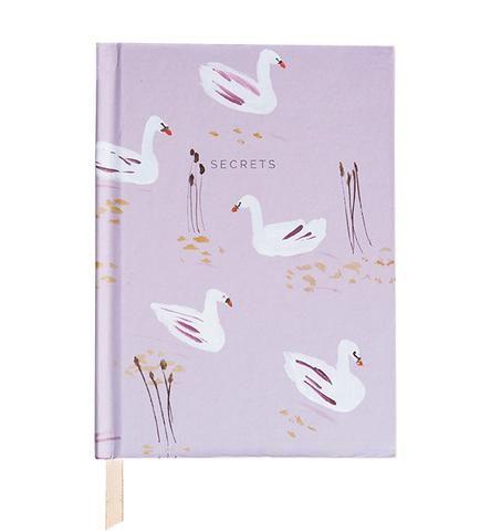 Joutsenlampi notebook by NUNUCO® #notebook #nunucodesign