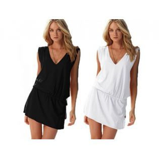 Yeni Trend Şık Yazlık Elbise (Beyaz Beden:4) indirimli fiyat seçeneği ile Arastamarket.com da.