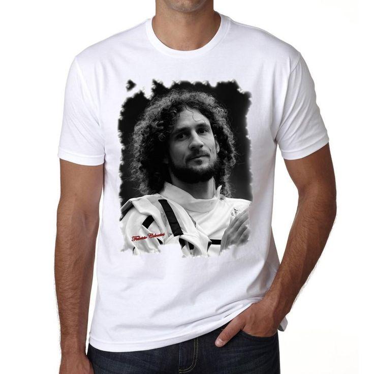 Fabricio Coloccini Men's T-shirt ONE IN THE CITY