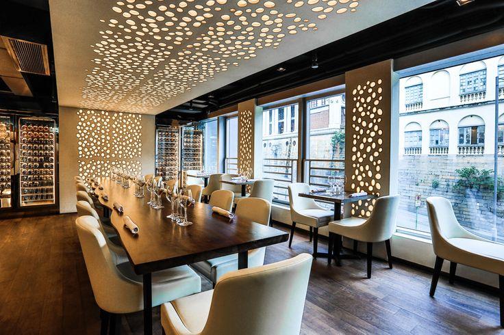 Seafood restaurant design ideas