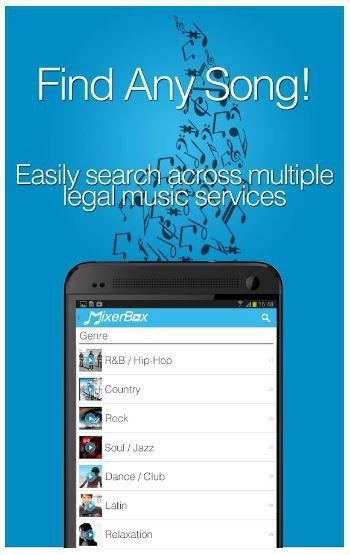 Free Music MP3 Player Download app