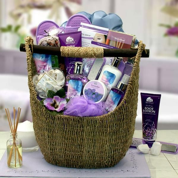 31 Best Birthday Gift Baskets For Her Images On Pinterest