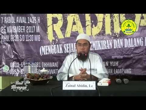 Unit2 Mengaji Ustadz Zainal Abidin,Lc Bagian 1 - YouTube