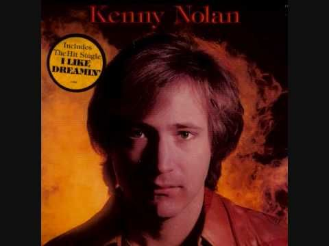 Mid March of 1977 you were hearing a song by Kenny Nolan titled 'I Like Dreamin'' playing on the radio quite often.