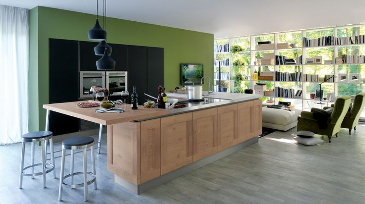 Cucina Dialogo ShellSystem Essence | Veneta Cucine