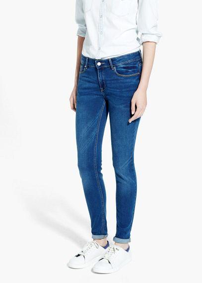 Skinny jeans elektra - Jeans für Damen | MANGO Outlet Deutschland