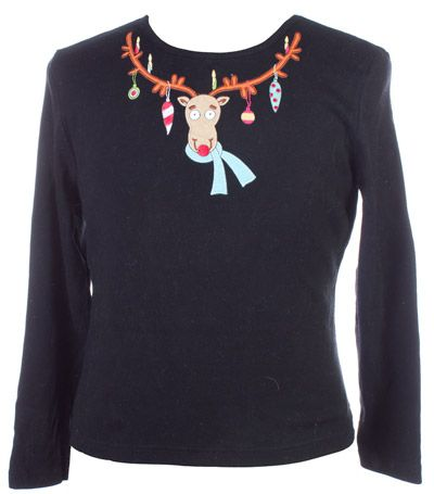 10 Things We Learned From Reindeer Ugly Christmas Sweaters