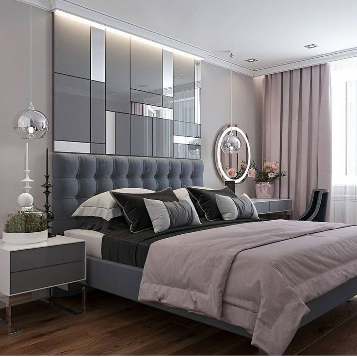 44 Lovely And Cozy Bedroom With Romantic Decor Ideas Best For Couples Bedroom Ideas Bedroom Be Bed Design Modern Classic Bedroom Decor Bedroom Bed Design