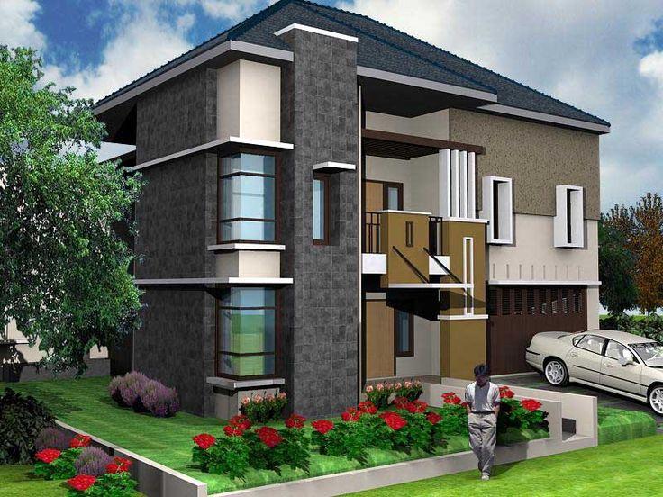 Hal Penting Untuk Desain Rumah Minimalis 2 Lantai - http://www.rumahidealis.com/hal-penting-untuk-desain-rumah-minimalis-2-lantai/