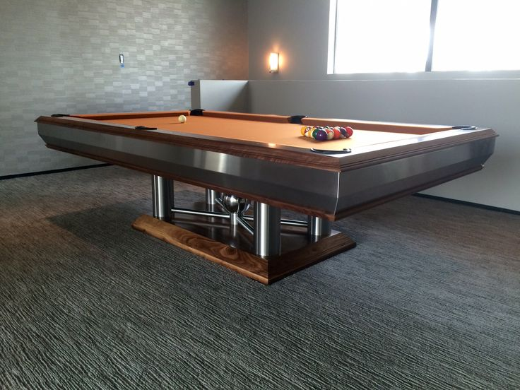 MIRAGE Pool Table by MITCHELL