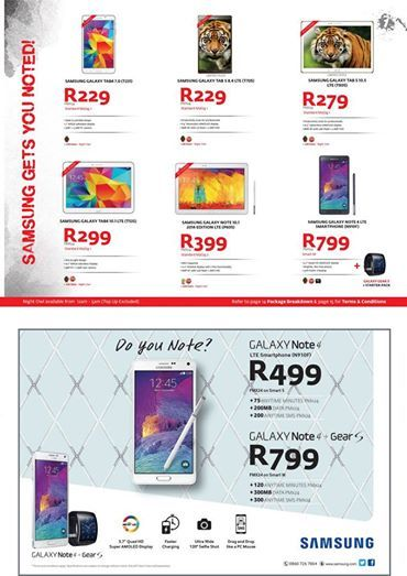 Pop into any of our #4U stores and who know U might find a deal that is #Meant4U or simply visit our site 4 more info: http://www.vodacom4u.co.za/ Samsung Mobile South Africa