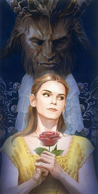 BEAUTY AND THE BEAST BY ALEX ROSS
