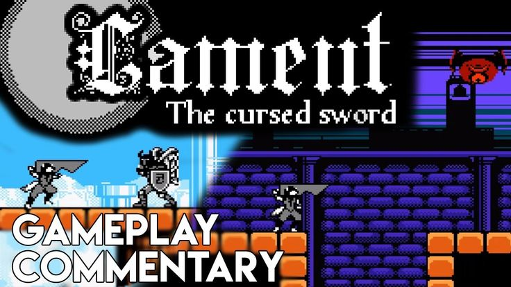 Lament Gameplay Commentary - Retro NES style Action-Platformer