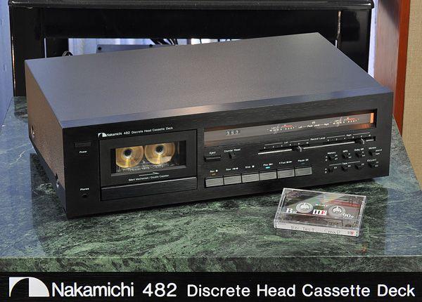 Nakamichi 482