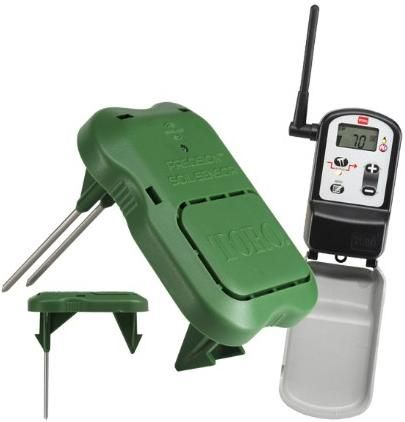 Gardening product review - Toro Precision Soil Sensor
