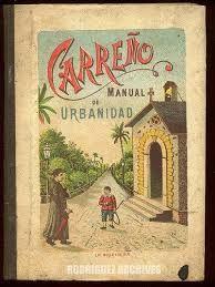 """El Manual de urbanidad y buenas maneras o Manual de Carreño, fue escrito por Manuel Antonio Carreño en Venezuela en 1853. Esta obra contiene """"lecciones y consejos"""" sobre cómo deben comportarse las personas en lugares públicos y privados tales como el hogar, la familia, la escuela y el trabajo"""