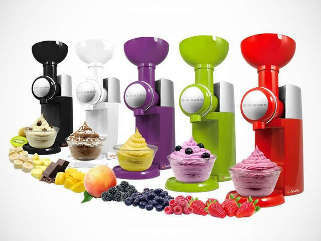 LivingSocial Shop: Frozen Fruit Dessert Maker