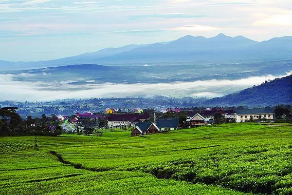 Pagaralam, South Sumatera, Indonesia