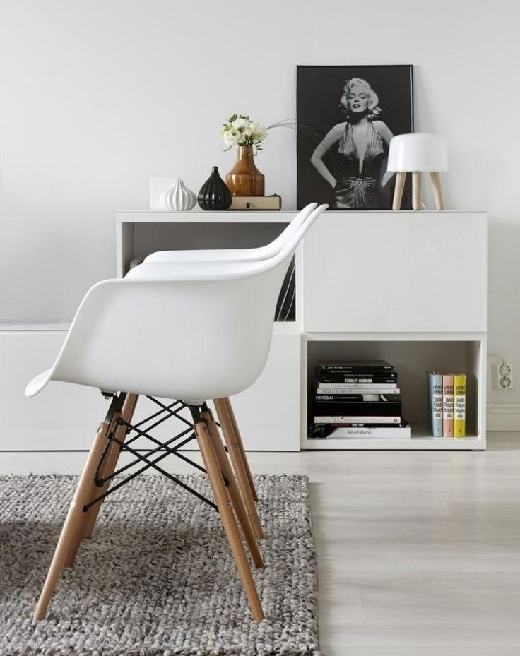 25+ best ideas about chaise charles eames on pinterest   fauteuil ... - Chaise Charles Eames Pas Cher