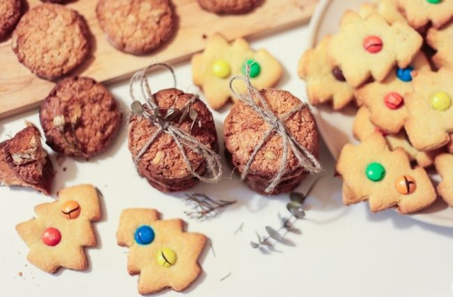 7 ways to prepare perfect cookies for holiday parties - @lioratop