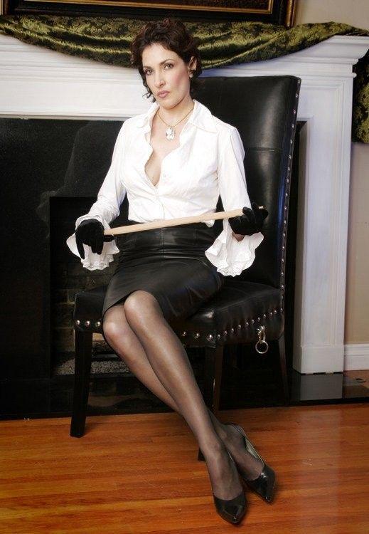 My mature headmistress