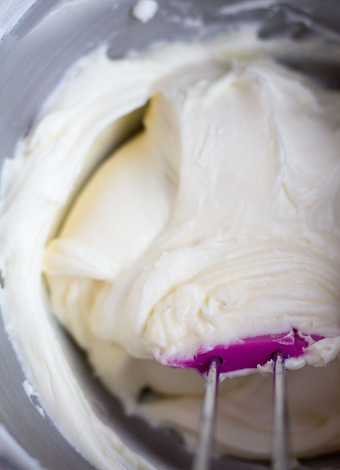 cream cheese frosting recept