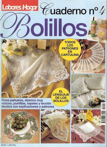 Cuaderno Bolillos 4 - Victoria sánchez ibáñez - Álbumes web de Picasa