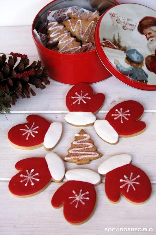 Viendo el blog sepodría decir que en mi casa en este mes de diciembre sólo se han comido galletas, pero noha sidoasí.Las gallet...
