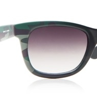 Italian Independent - Camouflage army green con base nera