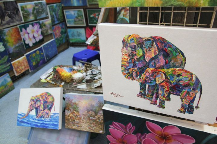 Researching Chatuchak Market in Bangkok, and found this wonderful blog!