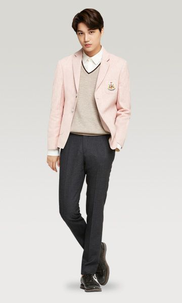 KAI Ivy Club Autumn/ Winter 2015 Collection