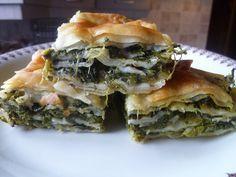 Ellas Press: Η χορτόπιτα της γιαγιάς: Μια εκπληκτική συνταγή
