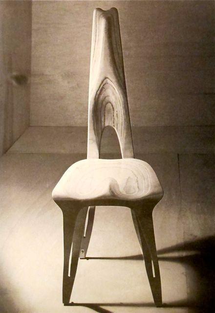 """Carlo Mollino - """"Kunsthandvaerkets Forarsudstilling"""" exhibition Copenhagen 1951"""