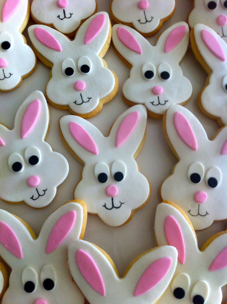 Who needs Easter Eggs when you have Easter Cookies!