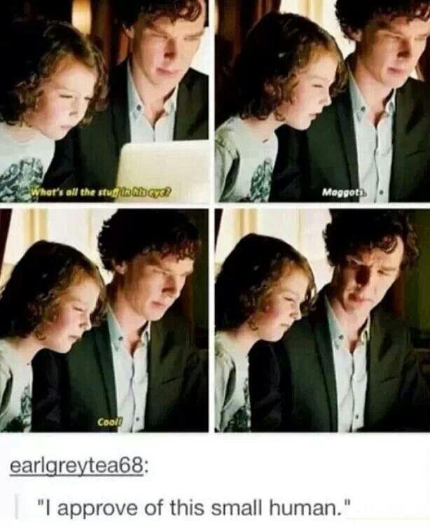 Sherlock & Archie