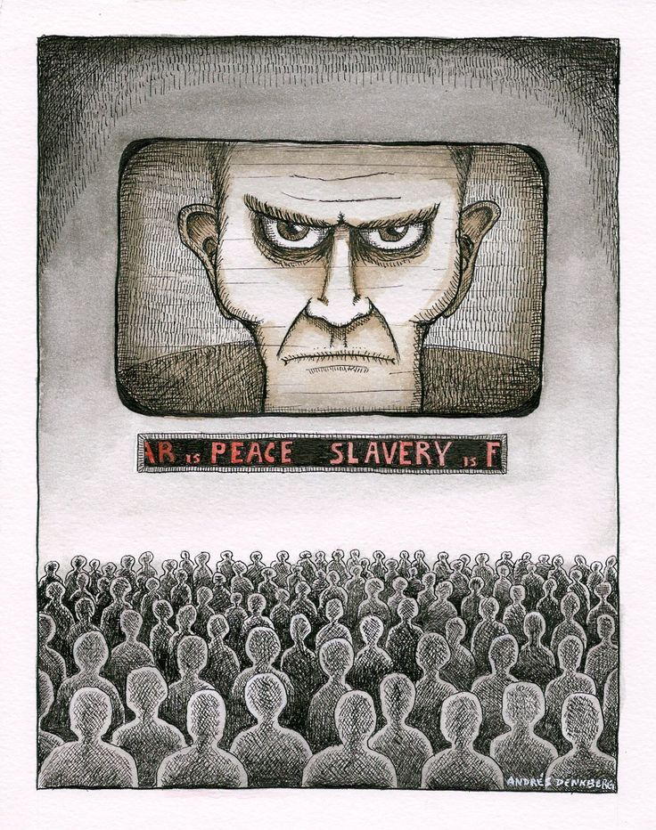 an analysis of the seminal novel 1984 written by george orwell and how the world it depicts could on That book is george orwell's famous 1984 i'm going to go through and highlight some of the more major flaws and terrible moves in 1984 , and then i'll tell you the real reason i didn't like it (and spoilers.