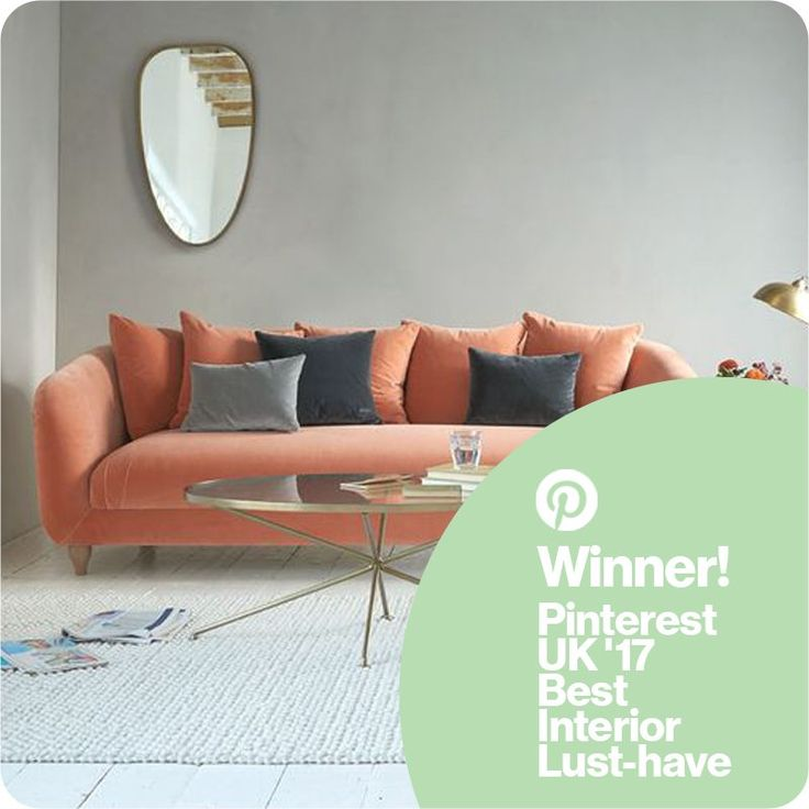 We're super chuffed our Thankster is Pinterest's 'Interior Lust-have' 2017 winner!