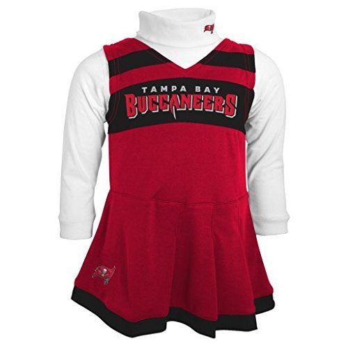 Tampa Bay Buccaneers Baby Cheerleader Outfit